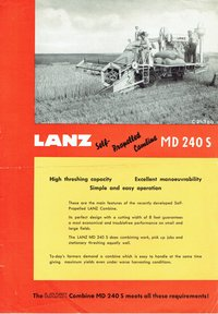 LANZ MD240S