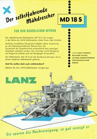 LANZ MD18S