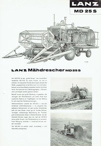LANZ MD25S