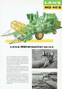 LANZ MD40S